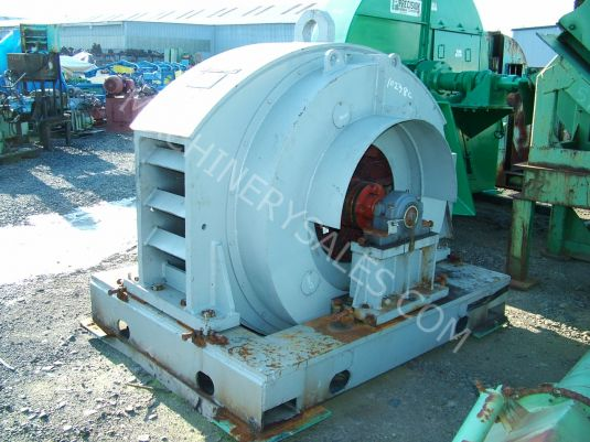 Westinghouse 800 hp 450 rpm synchronous electric motor for 450 hp electric motor