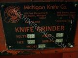 Michigan Knife Co. Automatic Bent Knife Grinder