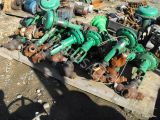Lot Used Dry Kiln Control Valves